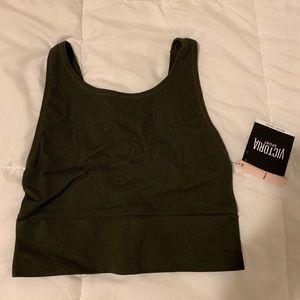 Victoria's Secret Intimates & Sleepwear - NEW Victoria's Secret Sports Bra ✖️ Long Line
